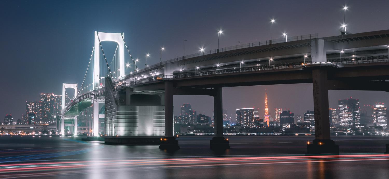 Tokyo's Masterpiece by Jordan McChesney