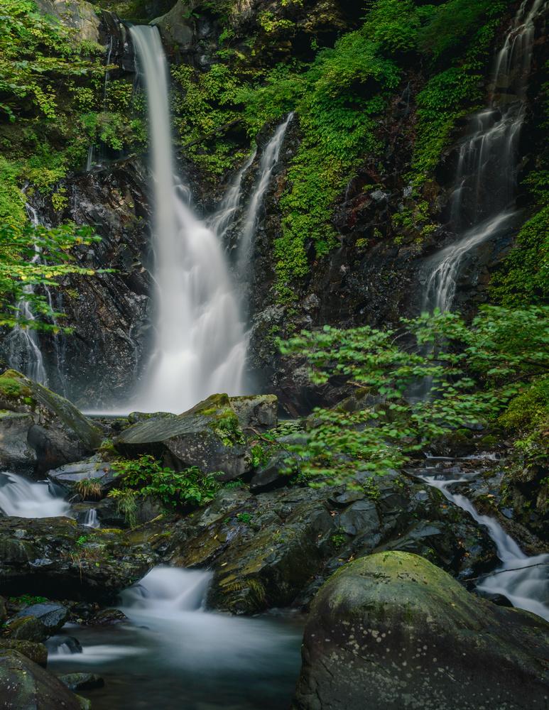 Urami Falls by Jordan McChesney