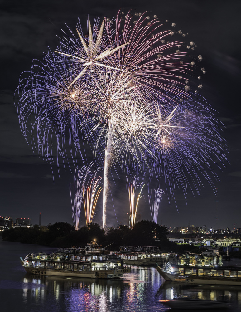 Peace Fireworks Festival by Jordan McChesney