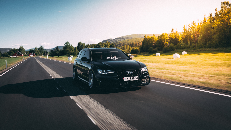 Audi A6 Rolling 2 by Henrik Utne