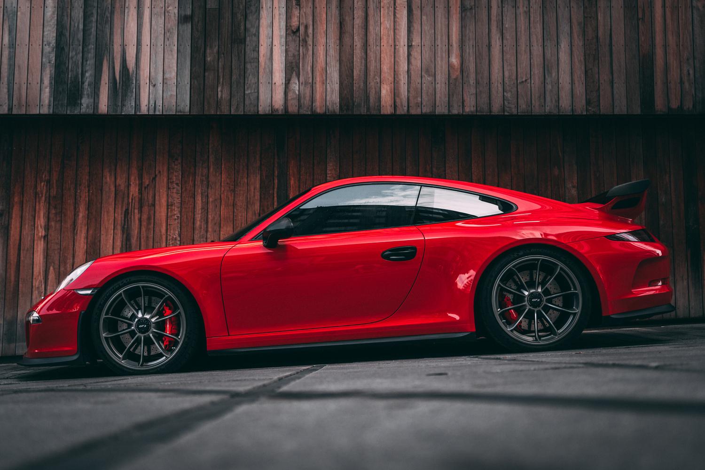 Porsche GT3 by Henrik Utne
