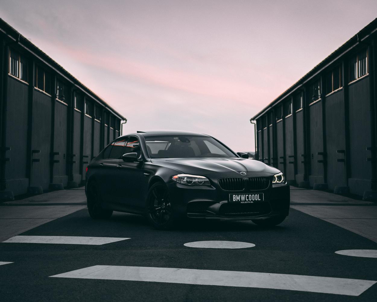BMW M5 by Henrik Utne