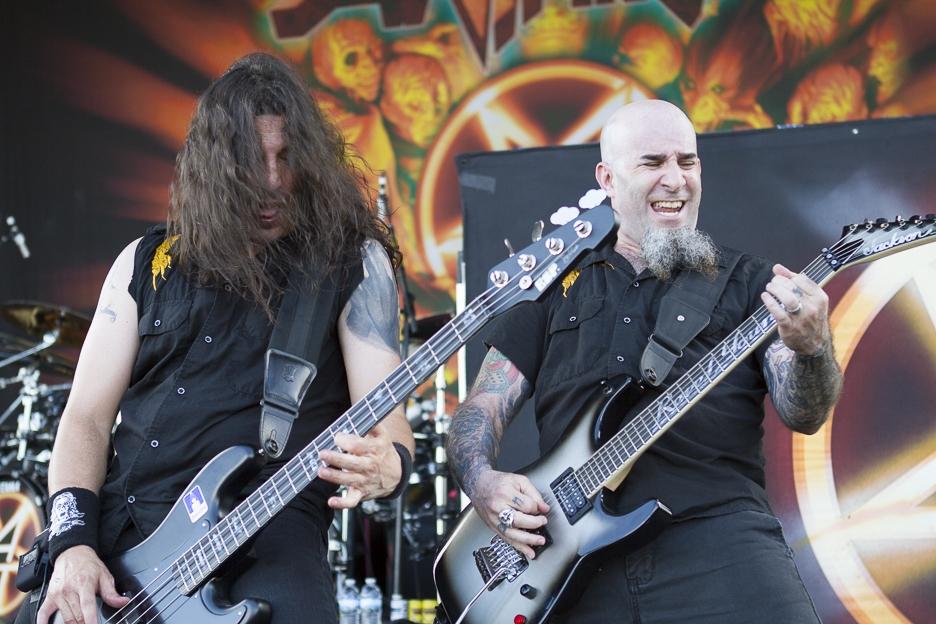 Anthrax by Nicholas Walker