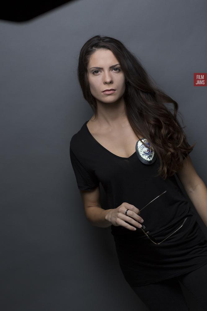 Natalie Cop Softbox by Film Jams