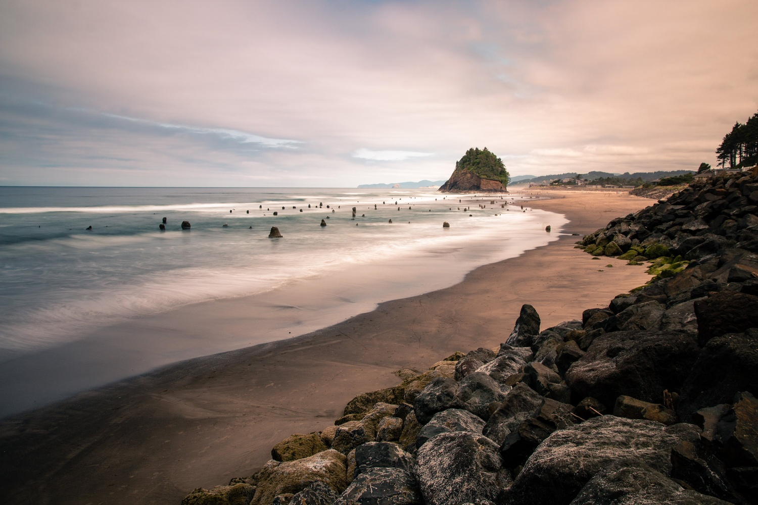Coastal Days by Wade Penner