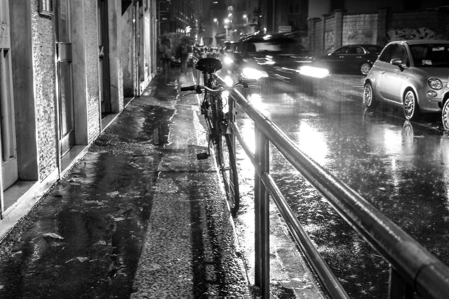 Wet Concrete by Cameron McGrath