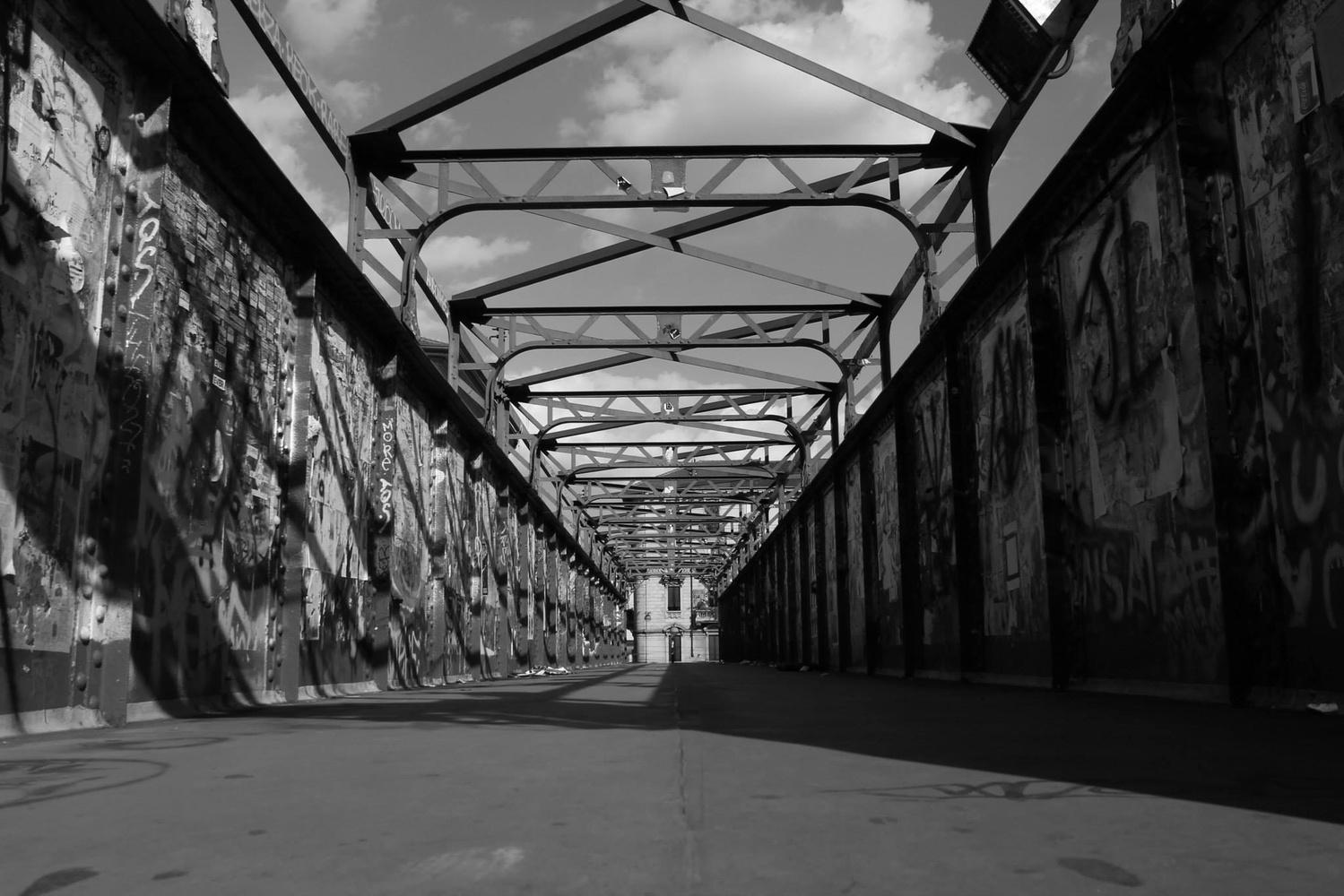 Industrial Steel by Cameron McGrath