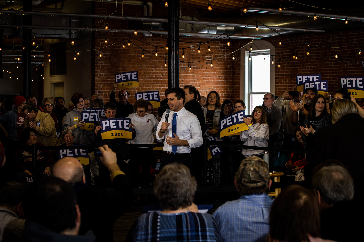 Mayor Pete by Chris Manning