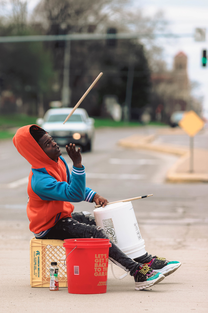 My favorite kind of musician by Chris Manning