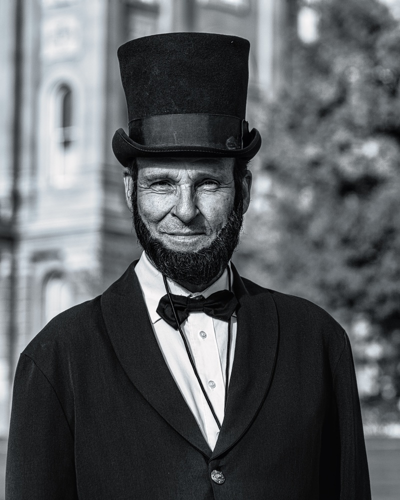 Honest Abe by Chris Manning