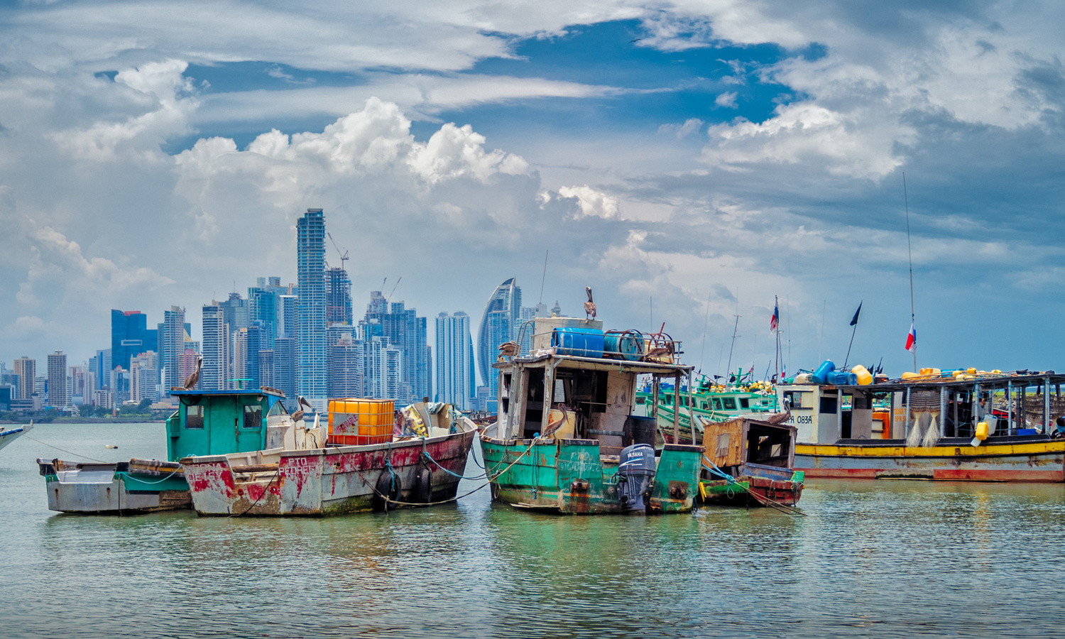 Panama City: the Old & the Modern by Romain Curutchet