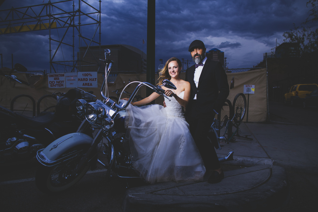 Born to ride by Justin Haugen