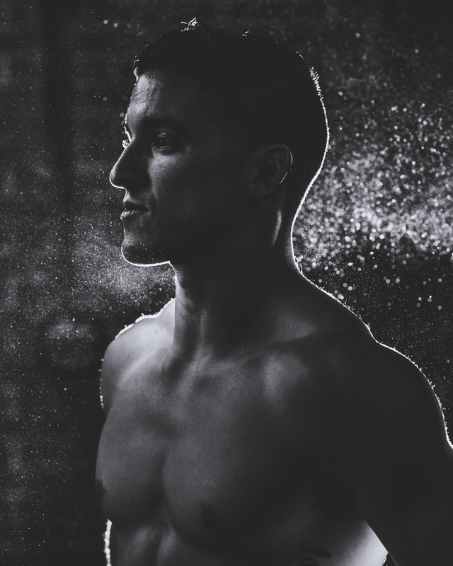 Crossfit Chris by Justin Haugen