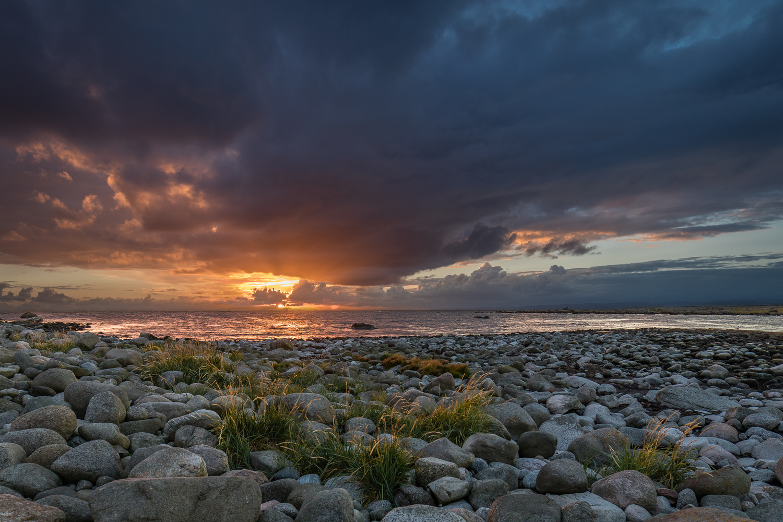Sunset by Kai Friis