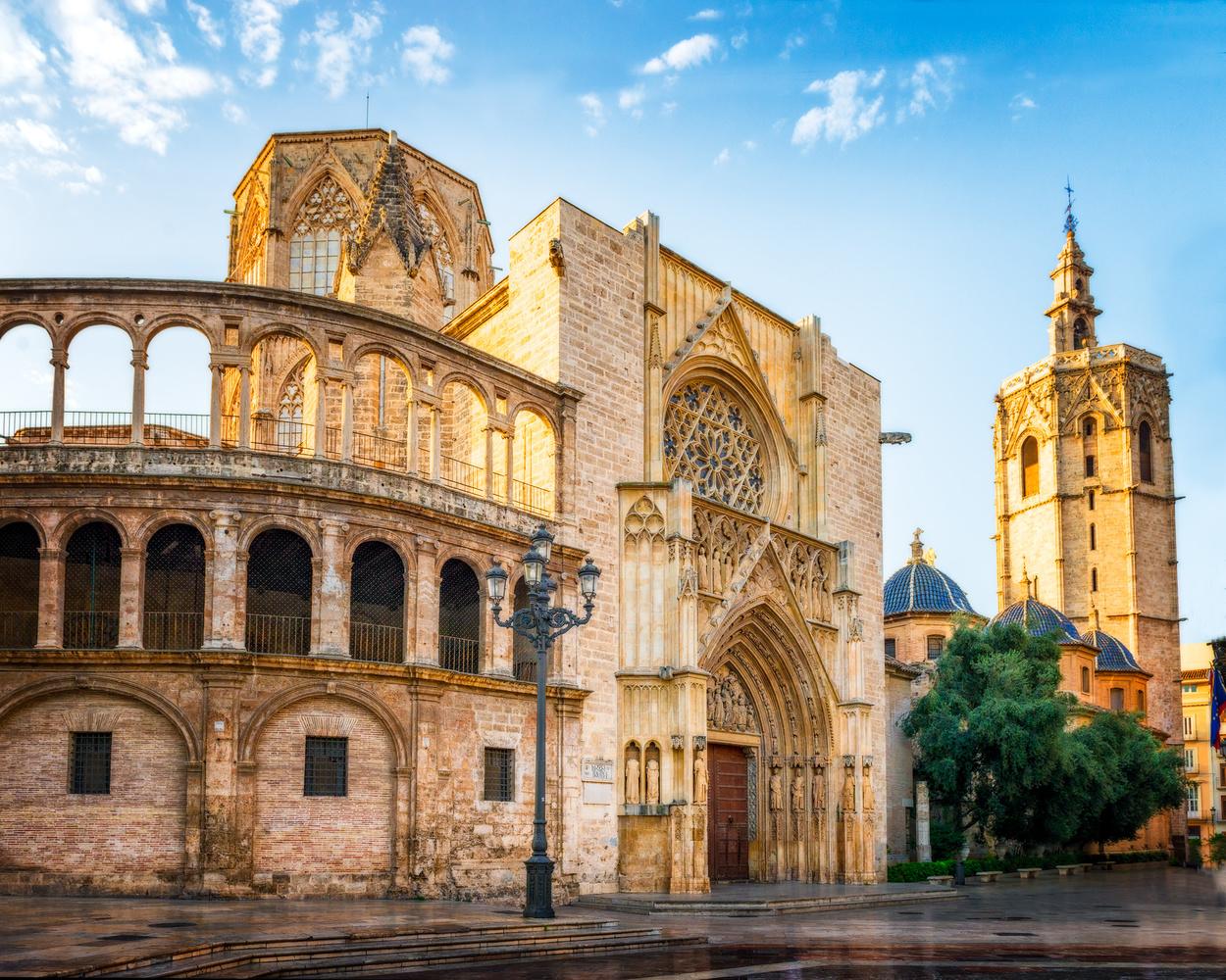 Valencia Cathedral | Spain by Nico Trinkhaus