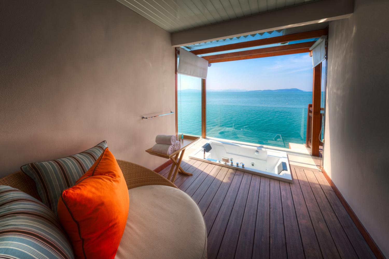 Berjaya Resort – Bathroom With a View | Langkawi, Malaysia by Nico Trinkhaus