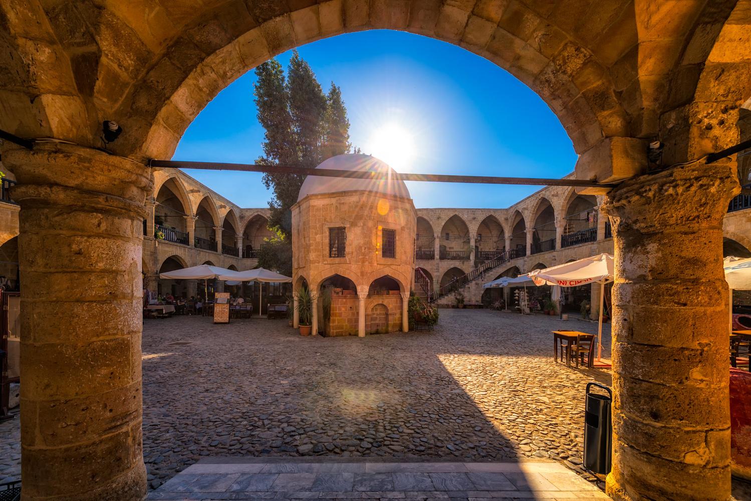 Büyük Han - The Largest Caravanserai | Nicosia, Cyprus by Nico Trinkhaus