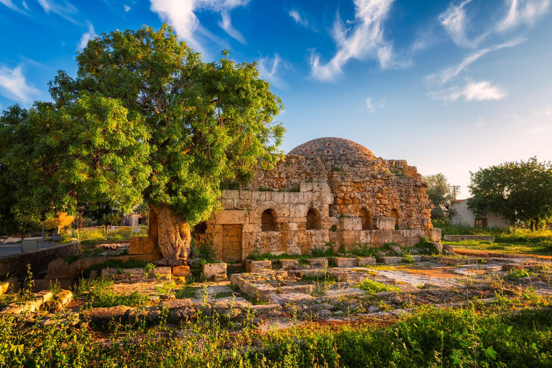 Ottoman Baths | Paphos, Cyprus by Nico Trinkhaus