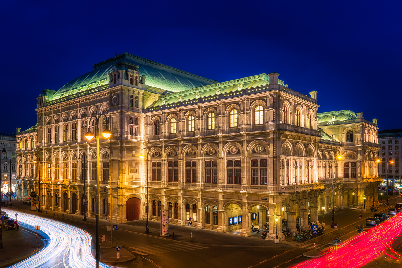 The Vienna State Opera | Austria by Nico Trinkhaus