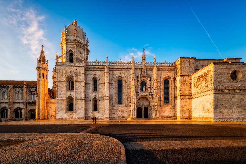 Jerónimos Monastery   Lisbon, Portugal by Nico Trinkhaus