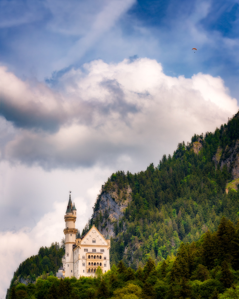 Neuschwanstein Castle | Bavaria, Germany by Nico Trinkhaus