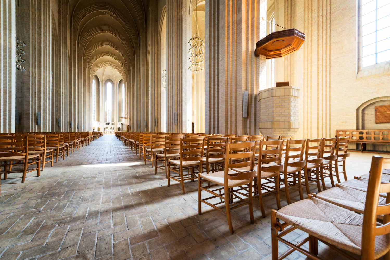 Grundtvig's Church | Copenhagen, Denmark by Nico Trinkhaus