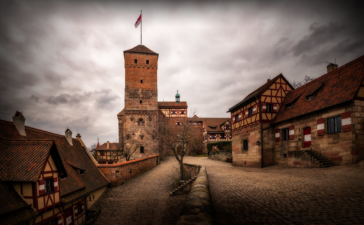 The Nuremberg Castle | Nuremberg, Germany by Nico Trinkhaus