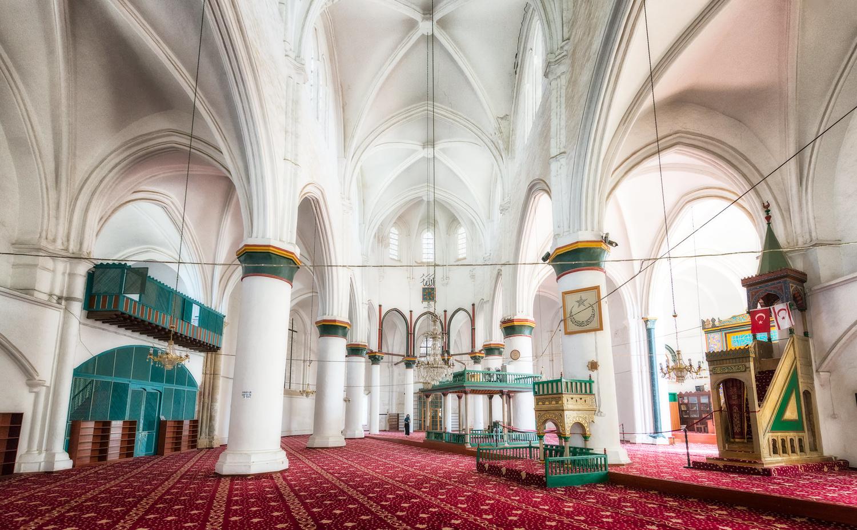 Selimiye Mosque | Nicosia, Cyprus by Nico Trinkhaus
