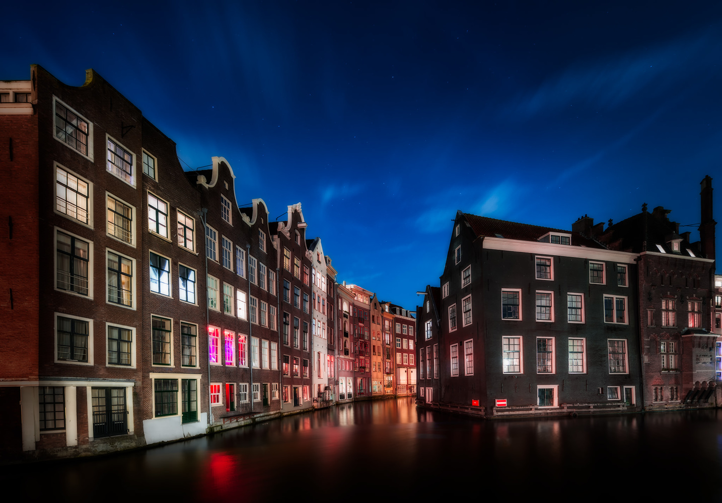 Red Light District | Amsterdam, Netherlands by Nico Trinkhaus