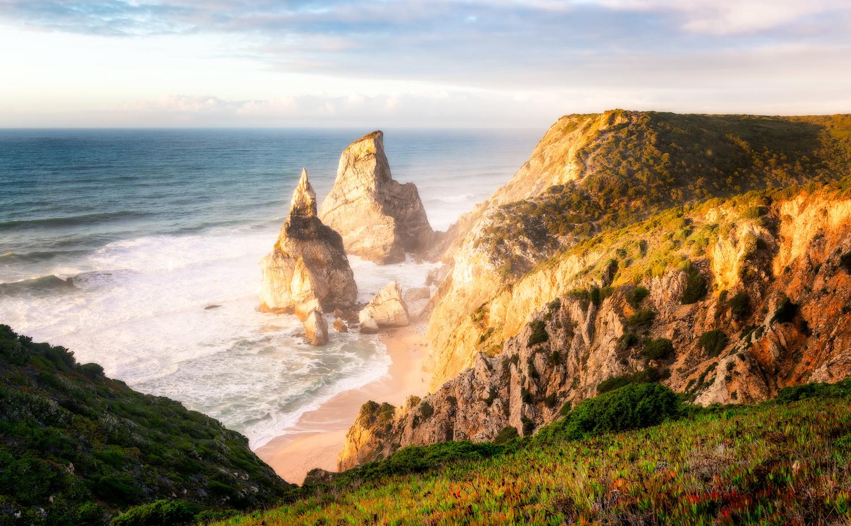 Praia da Ursa | Portugal by Nico Trinkhaus