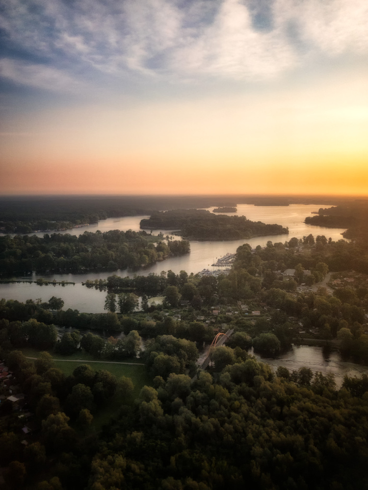 Lake Tegel | Berlin, Germany by Nico Trinkhaus