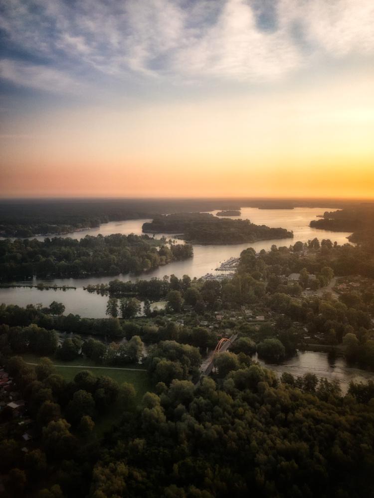 Lake Tegel | Berlin, Germany by Nico Trinkhaus