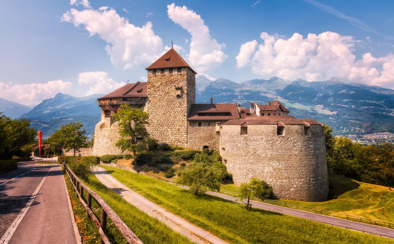 Vaduz Castle | Vaduz, Liechtenstein by Nico Trinkhaus