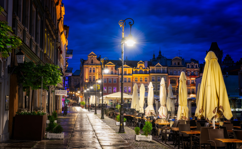 Poznan by night | Poland by Nico Trinkhaus