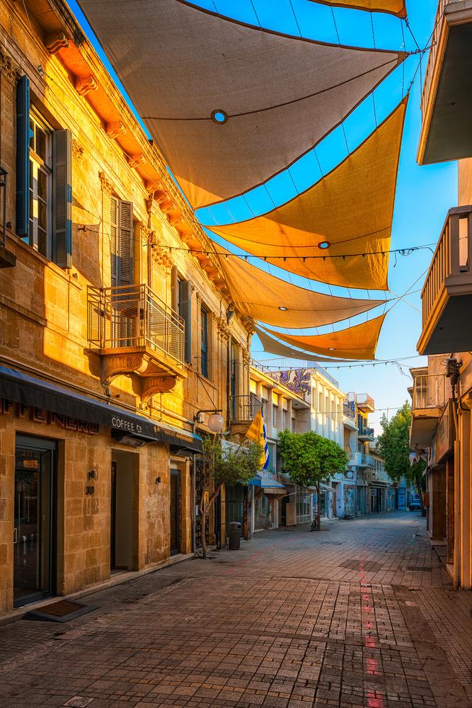 Ledra Street | Nicosia, Cyprus by Nico Trinkhaus