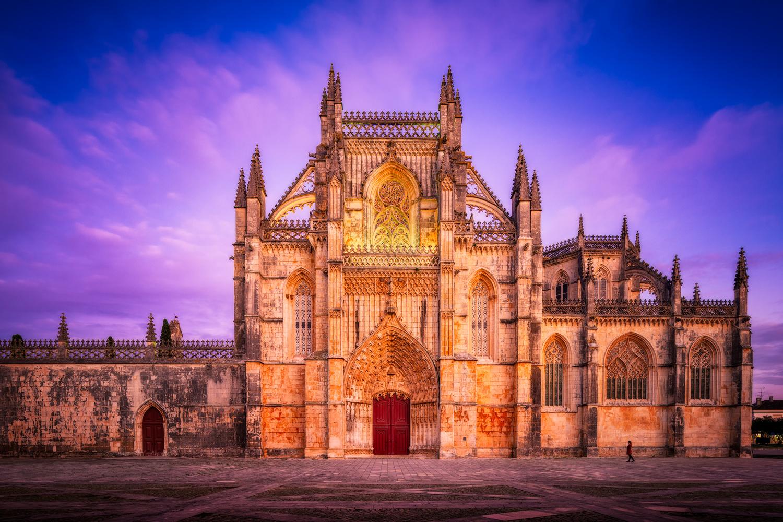 Batalha Monastery | Batalha, Portugal by Nico Trinkhaus