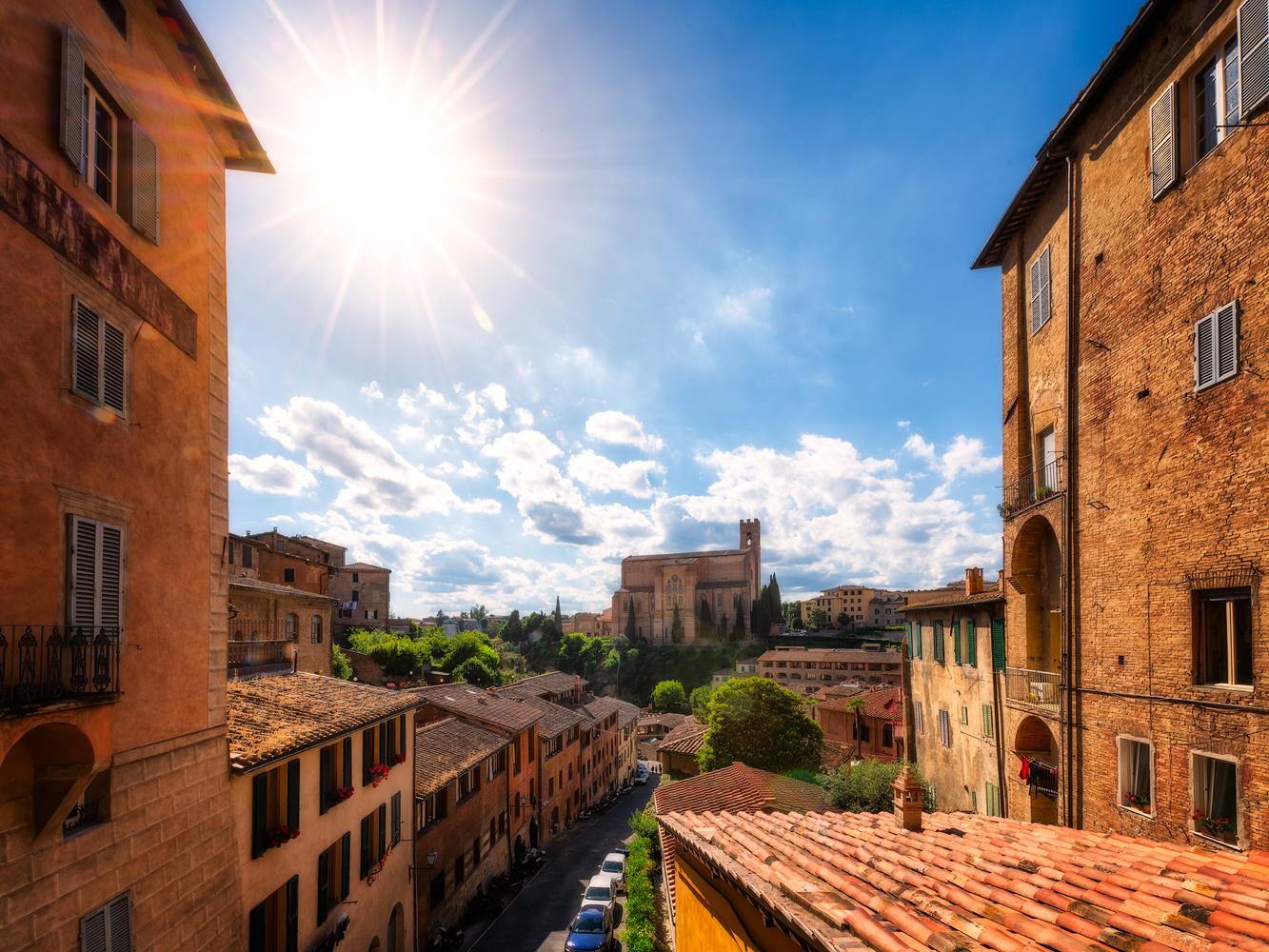 Basilica di San Domenico | Siena, Italy by Nico Trinkhaus