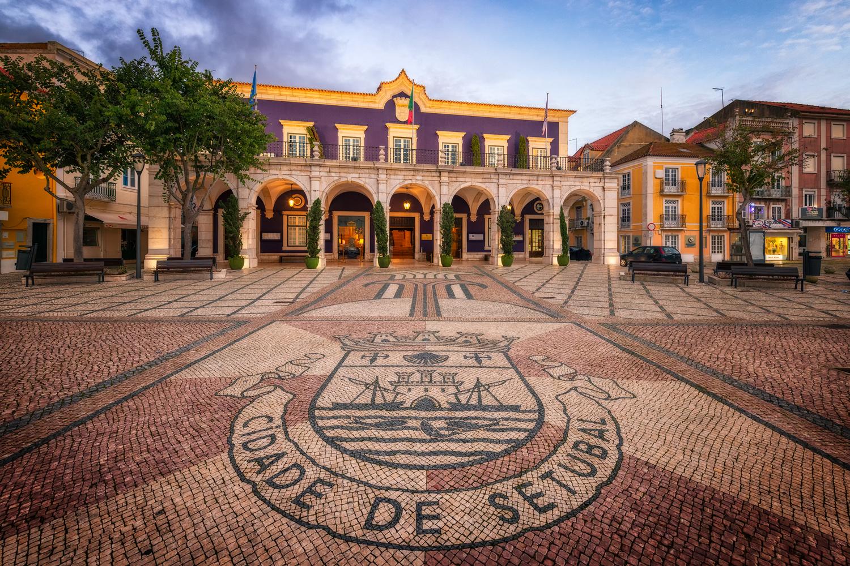 Setubal Town Hall | Portugal by Nico Trinkhaus