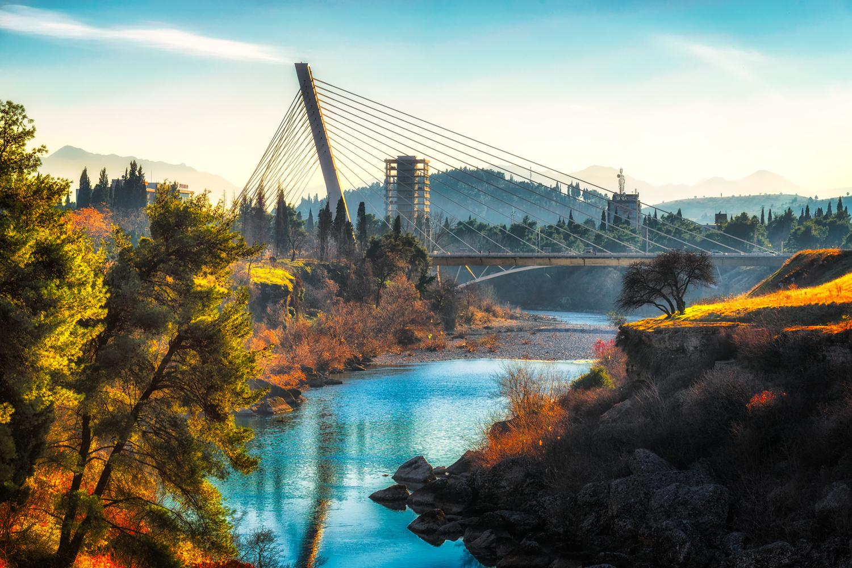 Podgorica Landscape | Montenegro by Nico Trinkhaus
