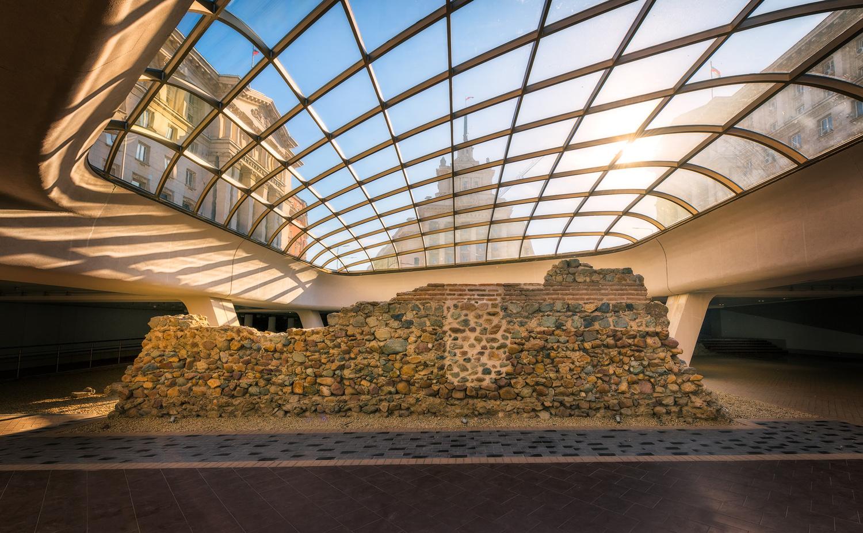 Ancient Serdica Archaeological Complex | Sofia, Bulgaria by Nico Trinkhaus