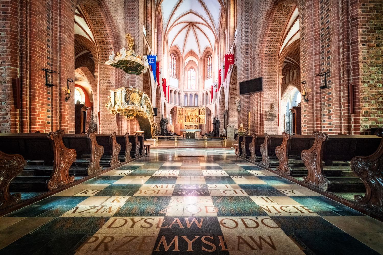 Poznan Cathedral | Poznan, Poland by Nico Trinkhaus