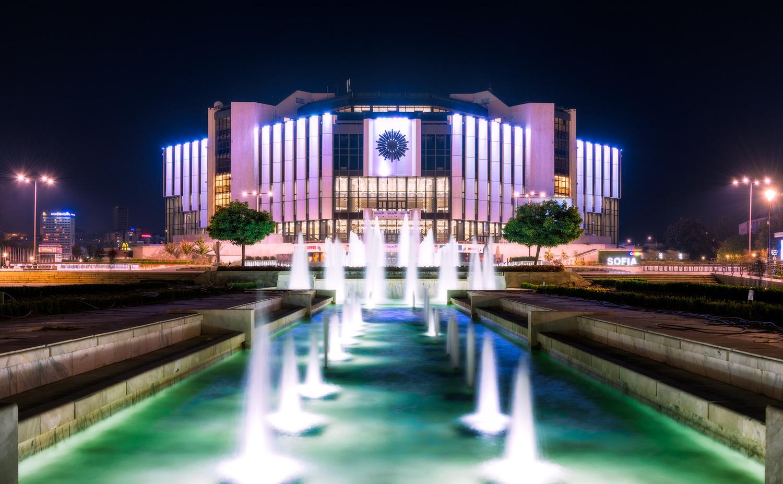 The National Palace of Culture | Sofia, Bulgaria by Nico Trinkhaus