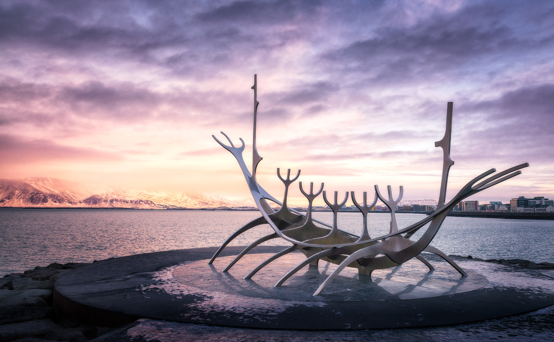 Reykjavik Sun Voyager | Iceland by Nico Trinkhaus