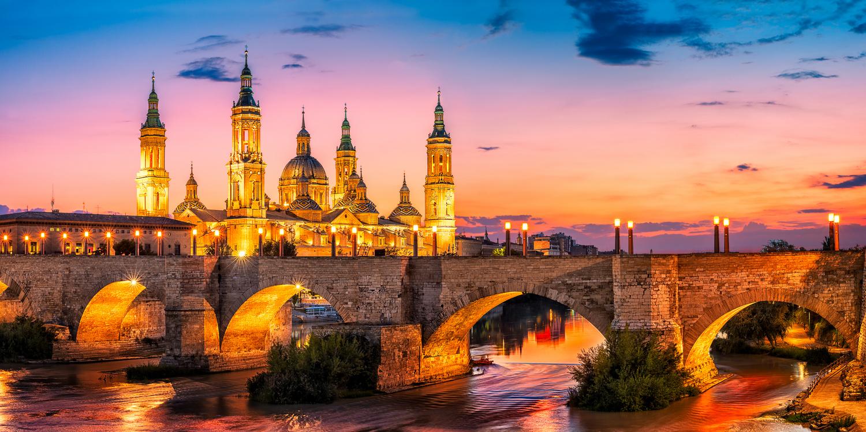 The El Pilar Basilica | Zaragoza, Spain by Nico Trinkhaus