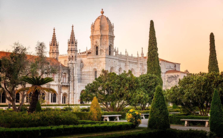 Jerónimos Monastery | Lisbon, Portugal by Nico Trinkhaus