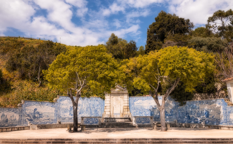 Portuguese Azulejo | Lisbon, Portugal by Nico Trinkhaus