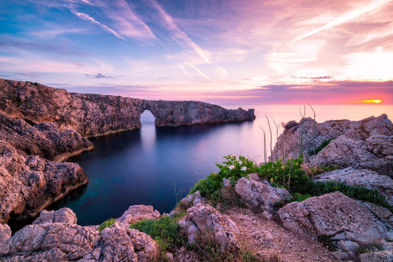 Pont d'en Gil bridge | Menorca, Spain by Nico Trinkhaus
