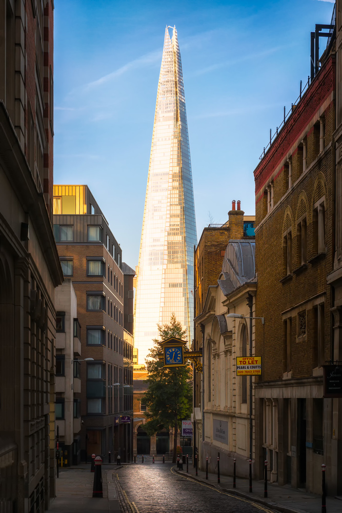 The Shard | London, England by Nico Trinkhaus