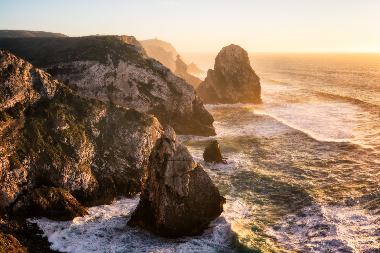 Cabo da Roca | Sintra, Portugal by Nico Trinkhaus