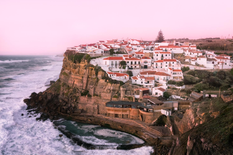 Views on Azenhas do Mar | Portugal by Nico Trinkhaus